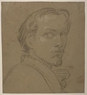 Frederik Krafts selvportræt (?)