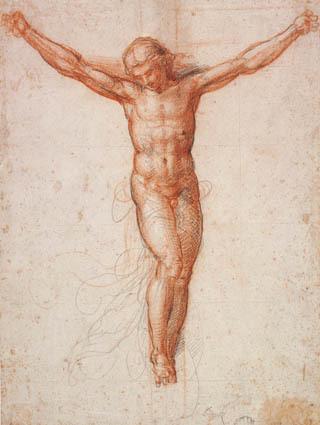 Fra Bartolommeo: Den korsfæstede Kristus