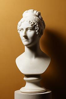 Bertel Thorvaldsen: Louisa Hope, 1817 - Copyright tilhører Thorvaldsens Museum