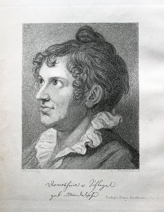 Johann Eissenhardt: Dorothea von Schlegel