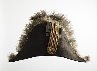 Thorvaldsens hat til hans uniform for det franske kunstakademi, Institut de France