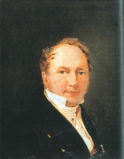 C. A. Jensen: C. E. F. Weyse, ca. 1832