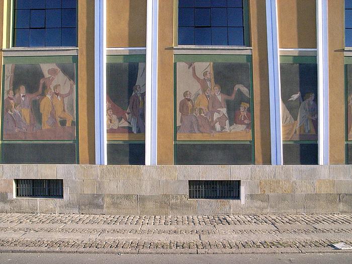 Facadekonservering 2007