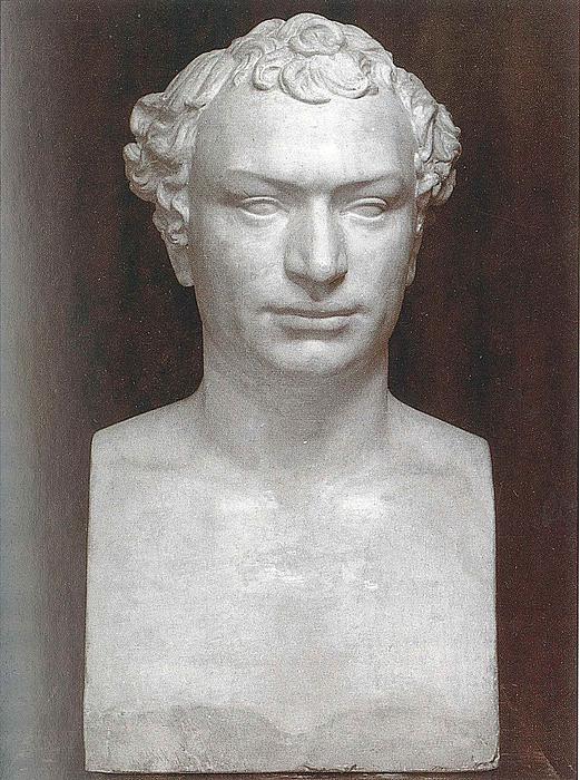 Samuil Hallberg: Arkitekten V. A. Glinka (1787-1831), 1819