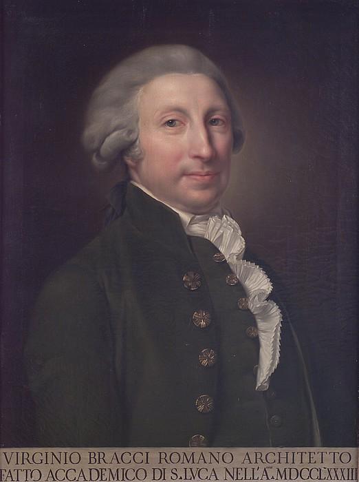 Anton von Maron: Virginio Bracci