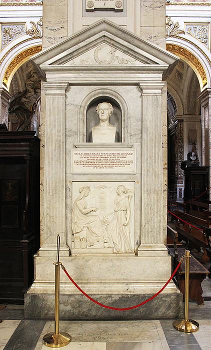 Paul Lemoyne: Monument for Nicolas-Didier Boguet