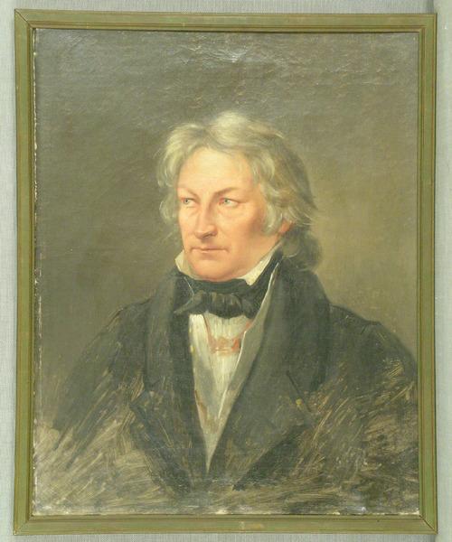 Giulio Cesare Poggi: Portræt af Thorvaldsen, 1832