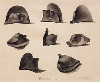 Demanne efter Karl v. Steuben: Napoleons hatte