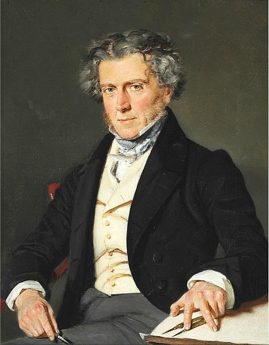C.A. Jensen: Charles Robert Cockerell