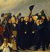 Thorvaldsens modtagelse på Toldboden 17. september 1838