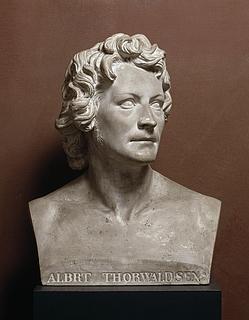 C. D. Rauch: Bertel Thorvaldsen, 1816 - Copyright tilhører Thorvaldsens Museum