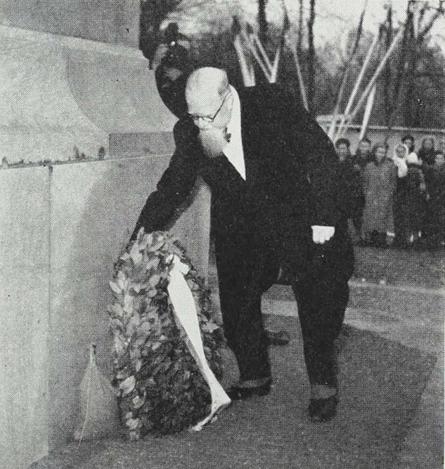 Poniatowski, indvies Warszawa 1952