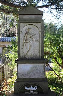 Weidenhaupt, gravmæle, Assistens Kirkegård, København
