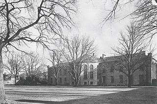 M. G. Bindesbøll: Kgl Veterinær og Landbohøjskole - Public domain