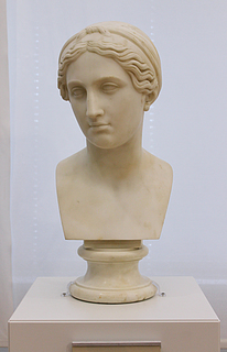 J.N. Byström: Vittoria Caldoni, marmor, 1823, Landesmuseum Hannover