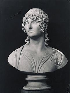 Bertel Thorvaldsens: Jevdokija Ivanovna Golitsyna, 1803-04 - Copyright tilhører Thorvaldsens Museum