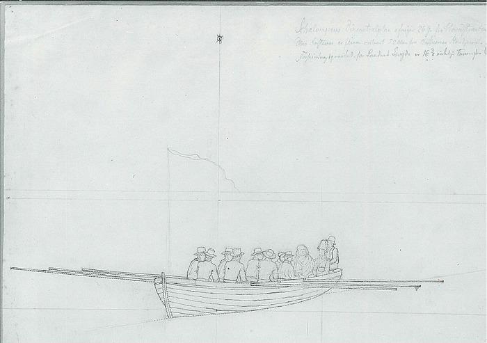 Eckersberg. Thorvaldsens ankomst og modtagelse