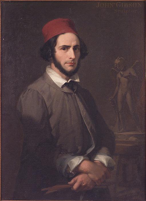 Penry Williams: John Gibson, 1845