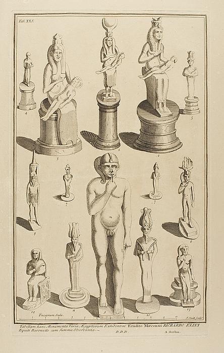Kvindelig og mandlige figurer