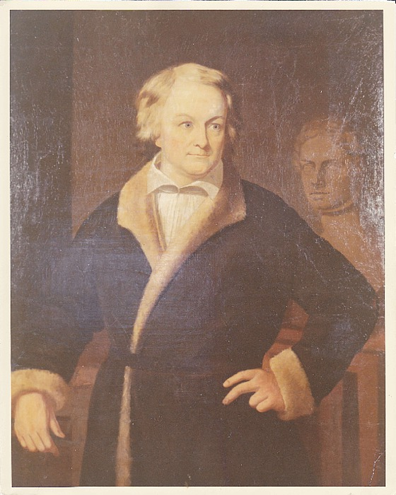 James Bowman, Portræt af Thorvaldsen