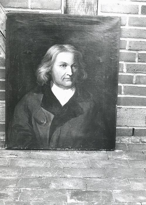 NN: Portræt af Thorvaldsen
