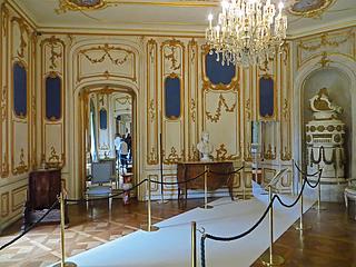 Nicolaus Esterházy på Schloss Fertöd