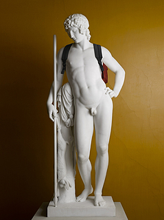 Elmgreen & Dragset: Adonis (Backpack), 2009