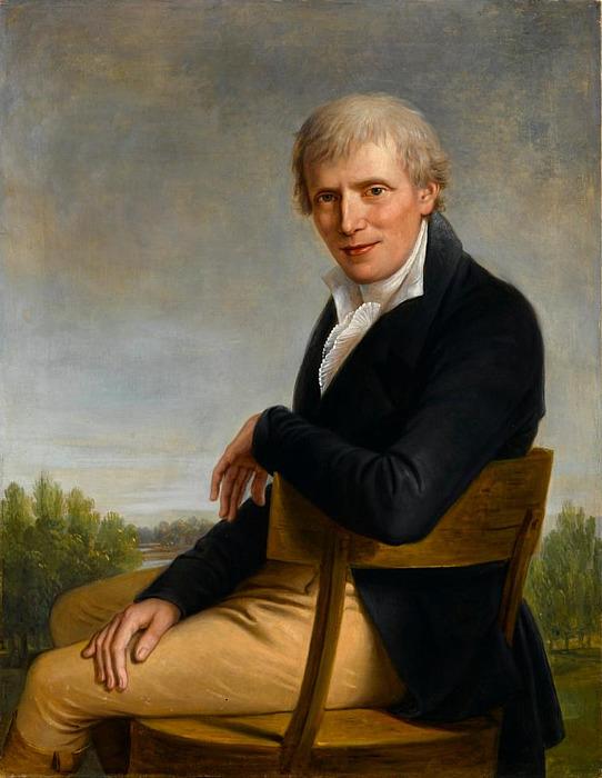 P.F. Hetsch: Gottlob Heinrich Rapp