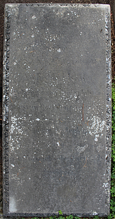 Gravmæle for F.A. Elsasser, Cimitero Acattolico
