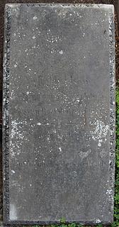 Gravmæle for F.A. Elsasser, Cimitero Acattolico
