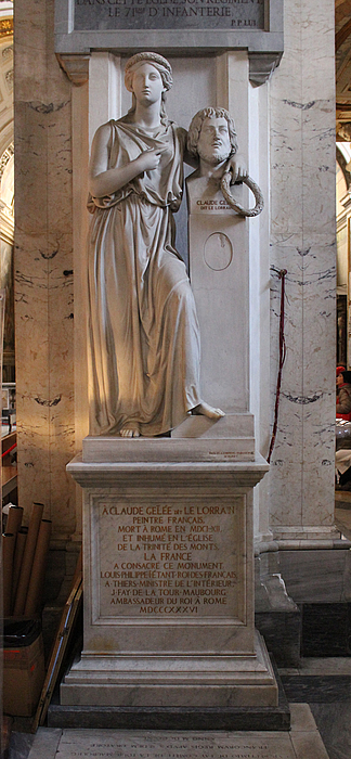 Paul Lemoyne: Monument for Claude Lorrain