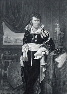Jacob Munch, Thorvaldsen