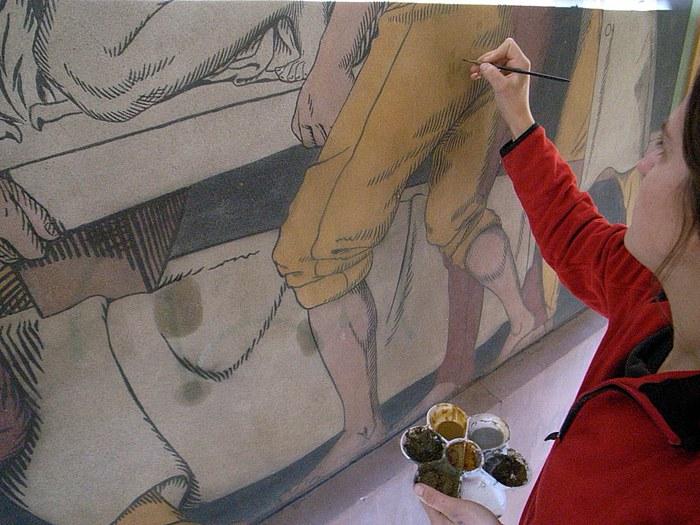 Facadekonservering 2008