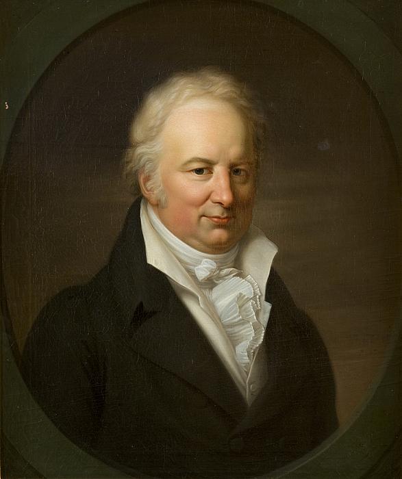 Gerhard von Kügelgen: Karl Böttiger
