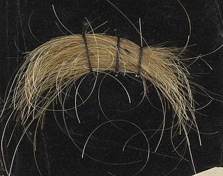 Thorvaldsen's hair
