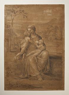 Bertel Thorvaldsen: Caritas, 1805-1806 (Copyright tilhører Thorvaldsens Museum)