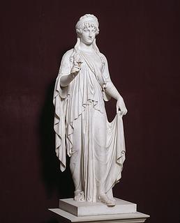 Bertel Thorvaldsen: Håbets gudinde, 1817 - Copyright tilhører Thorvaldsens Museum