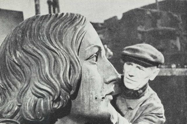 Copernicus sættes istand 1949