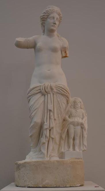 Venus Ansotica med Priapos
