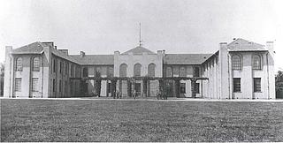 M. G. Bindesbøll: Kgl. Veterinær- og Landbohøjskole - Public domain
