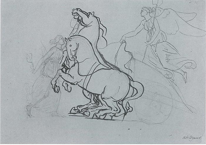 Nicolai Abildgaard: Pax triumphans, 1788