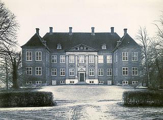 Nysø, facade