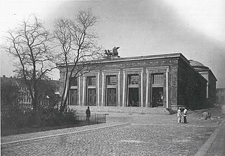 M. G. Bindesbøll: Thorvaldsens Museum - Public domain