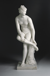 Joseph Nollekens, Venus, 1773, marble, The J. Paul Getty Museum, inv. no. 87.SA.106