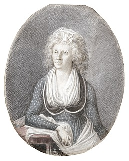Johanne Cathrine Rosing, omkring 1794, privateje
