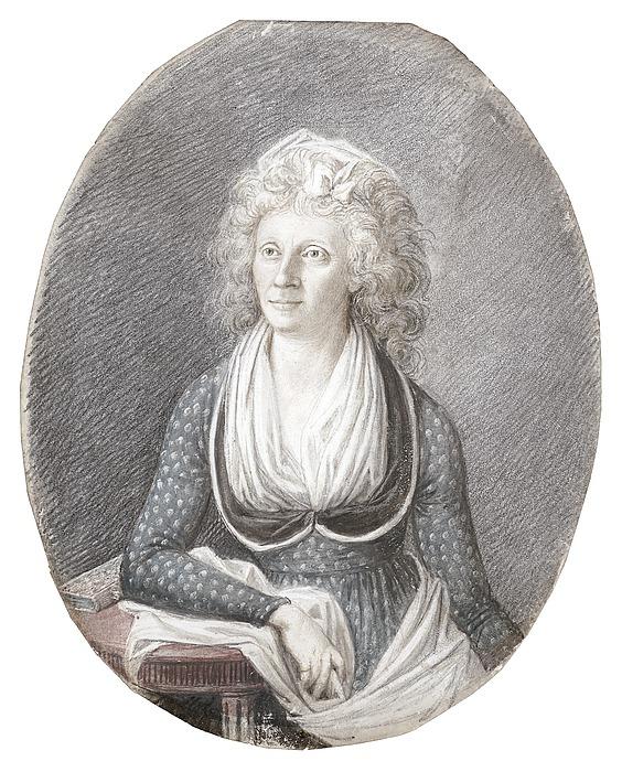 Johanne Cathrine Rosing, omkring 1794