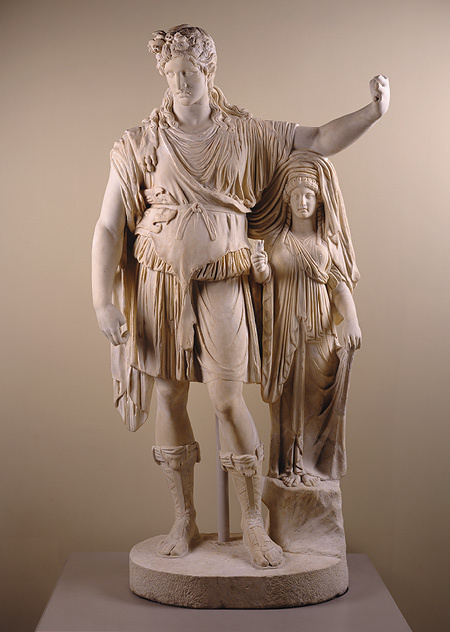 Hope-Dionysos, MET