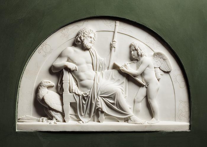 Amor og Jupiter