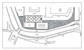 Den nye plan for pladsen foran Thorvaldsens Museum