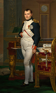 Jacques-Louis David: Napoleon som rådgiver, 1810